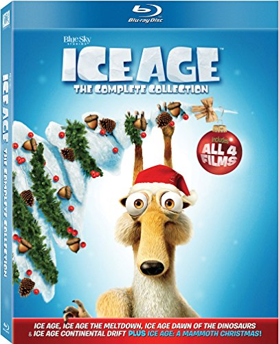 Ice Age The Complete Collection Blu-ray