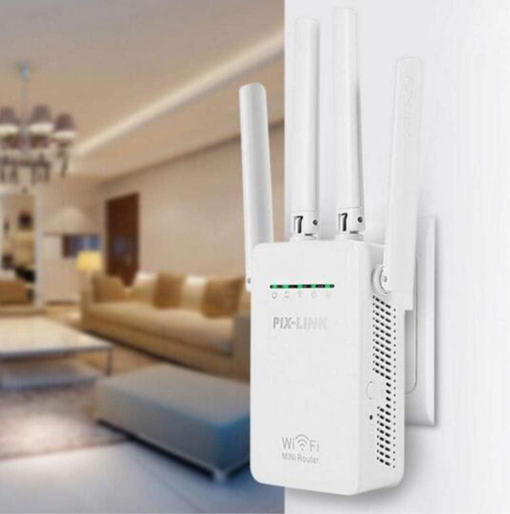 2 Paquetes Wifi Range Extender 300m 4 Antena Wifi ...