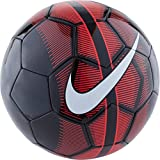 #1: Nike Mercurial Fade Soccer Ball (Black/Red)