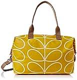 Orla Kiely Womens Zip Holdall Top-Handle Bag