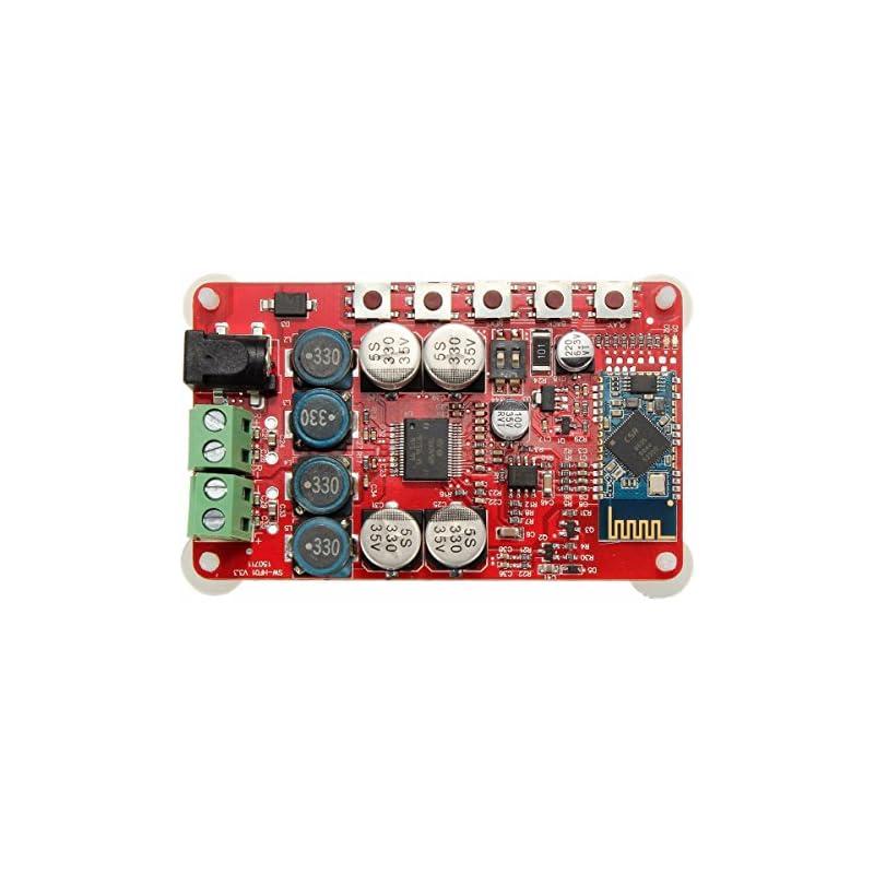INSMA Amplifier Board TDA7492P Audio Rec