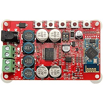 INSMA Amplifier Board TDA7492P Audio Receiver Amplifiers DIY Module 25W Dual Channel