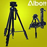 Photo : Albott 70 Inch Digital SLR Camera Aluminum Travel Portable Tripod Monopod with Carry Bag