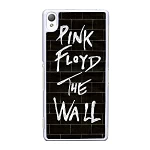 Sony Xperia Z3 Cell Phone Case White Pink Floyd AS7YD3582418