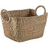 Compactor Home Storage X-Large Water Hyacinth Caracas Basket, Brown by Compactor Home Storage