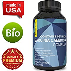 """""""Why Garcinia? Garcinia Cambogia is powerful weight loss supplement. These fat burning capsules come from East Asia and have been used by natives to for its health and beauty benefits for centuries. These detox pills contain HCA, or Hydroxyci..."""