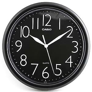 Reloj De Pared Casio Iq-01-1R Reloj Cocina 24Cm Diametro