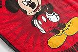 Jay Franco Disney Mickey Mouse Hey Mickey Raschel