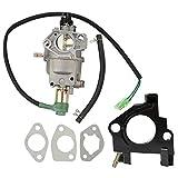 Anzac Carburetor Carb For Steele SP-GG600 SP-GG750E SP-GG900E SP-GG1000E Gas Generator