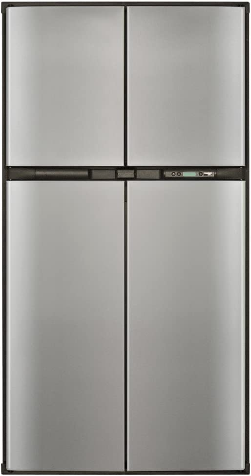 Norcold 2118SS 18 cu. ft. 4 Door Refrigerator (2-Way AC/LP, Stainless Door)