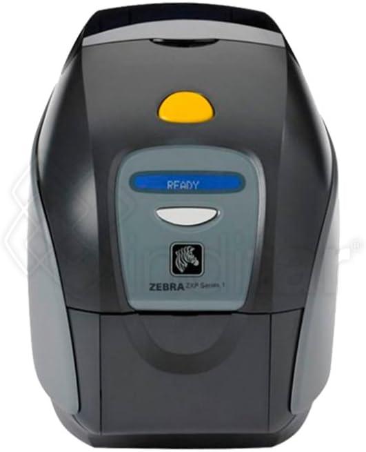 Impresora de tarjetas pvc Zebra ZXP Series 1 ZXP personalización ...