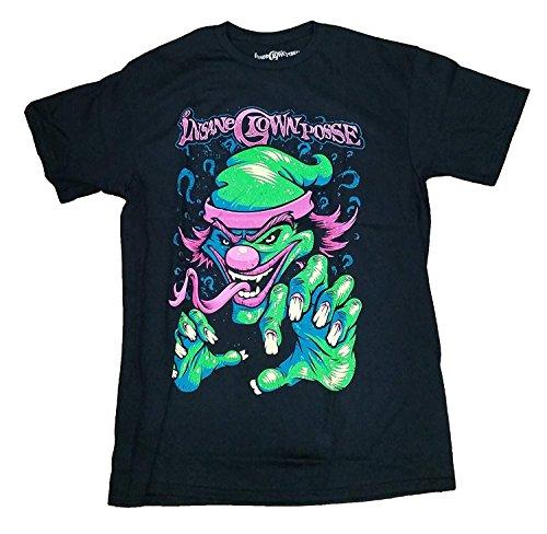Insane Clown Posse Licensed Graphic T-Shirt - Small by Insane Clown Posse