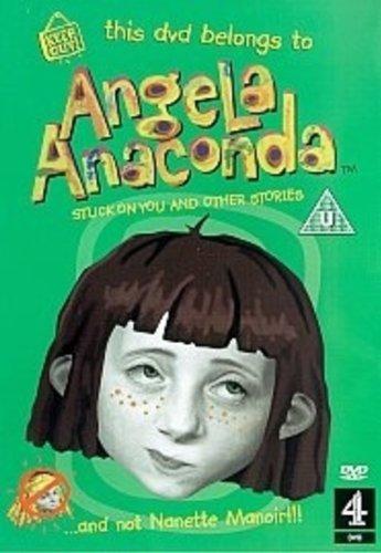 Angela Anaconda [DVD] [Import] B00007JGN8