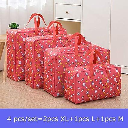 d40eca2b5529 Amazon.com: ATUKI Storage Bags|pcs/Set Large Capacity Oxford Storage ...