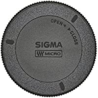Sigma 402963 f/16-16 Fixed Prime 16mm F1.4 Contemporary DC DN Lens For APS-C Mirrorless cameras, Black