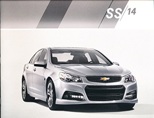 2014-chevrolet-ss-24-page-car-sales-brochure-catalog-chevy-holden-gm-commodore