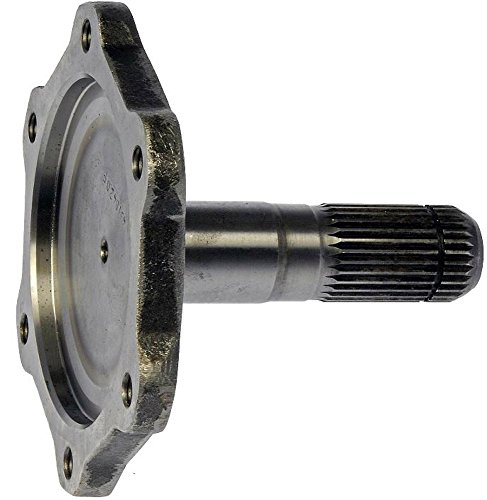 APDTY 741531 Front LH Inner Axle Stub Shaft Fits Select 1998-2012 GM Trucks GM 8.25 8 1/4 (See Description For Fitment Details; Replaces 26058813)