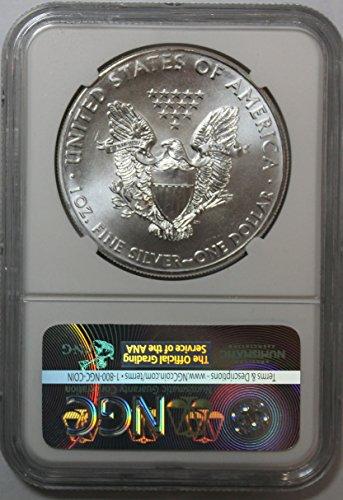 Ms69 silver eagles 2013