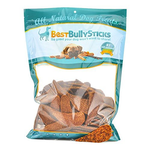 Gourmet Duck Breast Dog Treats by Best Bully Sticks (3lb. Value Pack) All Natural Dog Treats