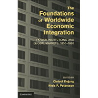 The Foundations of Worldwide Economic Integration: Power, Institutions, and Global Markets, 1850–1930 (Cambridge Studies in the Emergence of Global Enterprise) (English Edition)