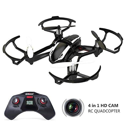 GoolRC UdiR/C U841 Drone con Cámara HD 4CH 6-Axis Gyro RC ...