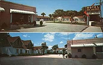 Amazon Com Bay Bridge Motel On Pensacola Bay Pensacola