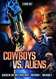 Cowboys Vs. Aliens 3 DVD Set
