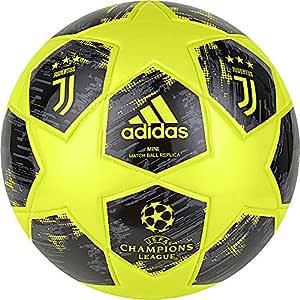 adidas finale18 Juventus Mini Fútbol, Shock Yellow/Yellow/Carbono ...