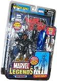 (US) Marvel Legends Series 9 Action Figure War Machine Galactus BuildAFigure