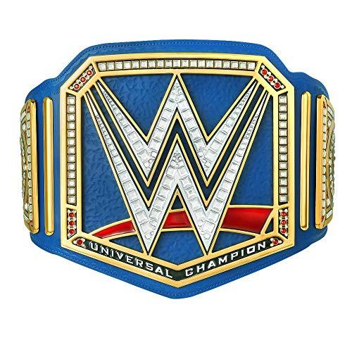 WWE Universal Championship Blue Commemorative Title Belt