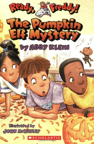 Ready, Freddy! #11: Pumpkin Elf Mystery -