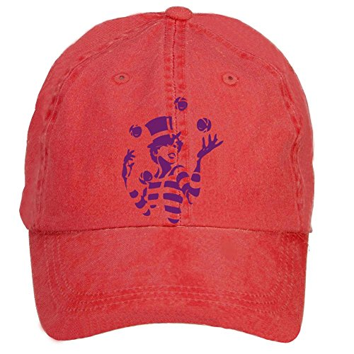 bounnty Unisex Lady Juggler Design Baseball Cap Hats (Crowbar Prop)