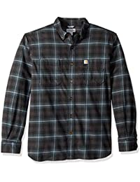 Men's Rugged Flex Hamilton Plaid Shirt