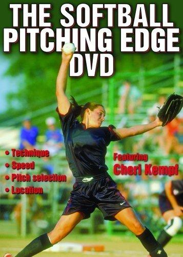 The Softball Pitching Edge DVD by Cheri - Dvds Pitching Softball