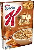 Special K Kellogg's, Pumpkin Spice Crunch, 12.4 Ounce