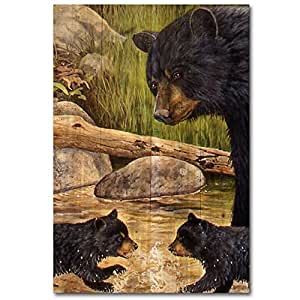 WGI Gallery WA-BCG-1624 Bear Creek Gang Wall Art
