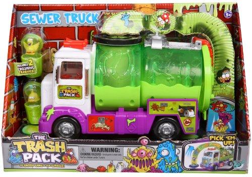 trash pack sewer truck - 2