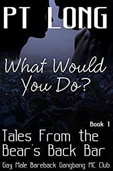 Tales From the Bear's Back Bar: What Would You Do?: Gay Male Bareback Gangbang MC Club (Bear's Back MC Club Book 1) by [Long, PT]