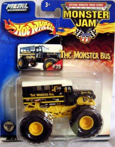 Hot Wheels Monster Jam  39 Monster Bus