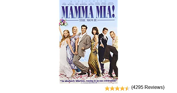 Mamma Mia: The Movie [USA] [DVD]: Amazon.es: Cine y Series TV