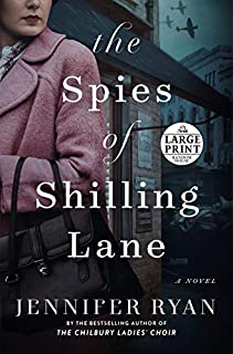 Book Cover: The Spies of Shilling Lane: A Novel