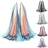 Clearance Multipurpose Shawl Scarf DEATU Women Fashion Retro Point Printed Scarf Ladies Female Scarves Sales Promotion