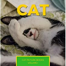 Cat (Cat Picture Books Book 1)