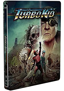 Turbo Kid Limited Edition Steelbook (BD/DVD Combo)