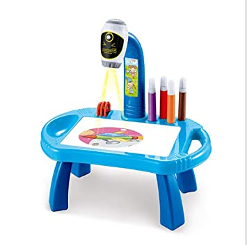 TYUE Niños proyector Pintura Set niños Kit de Pintura 3-en-1 Super ...