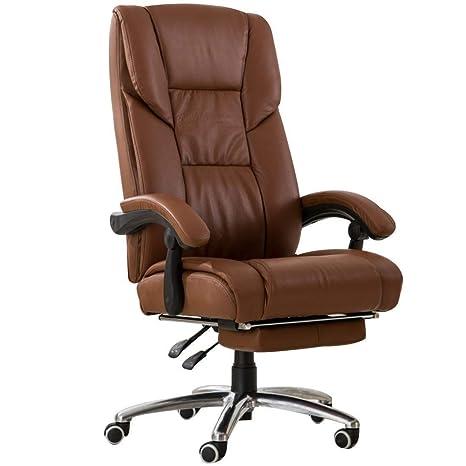 Amazon.com: WXF silla de oficina, ergonómica, respaldo alto ...