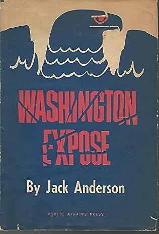 book cover of Washington Expose