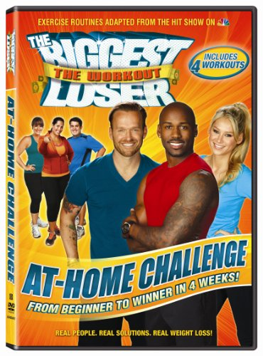 Top 9 The Biggest Loser Athome Challenge