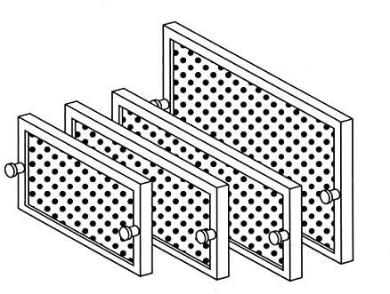 Gutmann TZ 401 RE 401 - Filtro de grasa para metal: Amazon.es: Grandes electrodomésticos