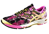 ASICS Women's Gel-Noosa TRI 10 Gr Running Shoe, Black/Gold/Gold Ribbon, 5 M US Review